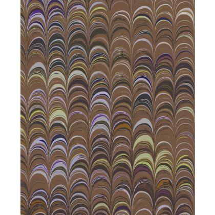 Shoulder Bag - Around Ex Libris Brown Remix (1800 -1950)