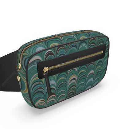 Belt Bag - Around Ex Libris Jade Remix (1800 -1950)