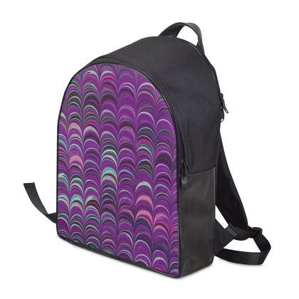 Backpack - Around Ex Libris Pink Remix (1800 -1950)