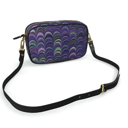 Camera Bag - Around Ex Libris Purple Remix (1800 -1950)