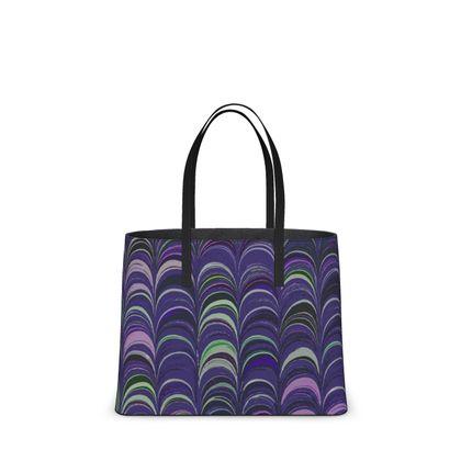 Kika Tote - Around Ex Libris Purple Remix (1800 -1950)