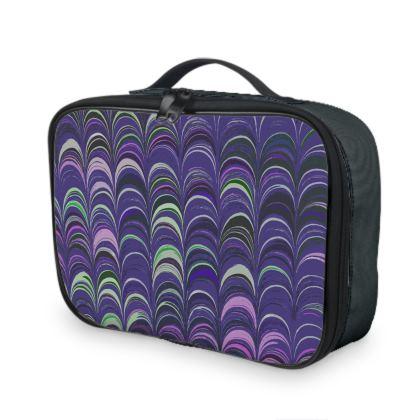 Lunch Bags - Around Ex Libris Purple Remix (1800 -1950)