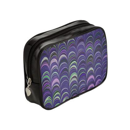 Make Up Bags - Around Ex Libris Purple Remix (1800 -1950)