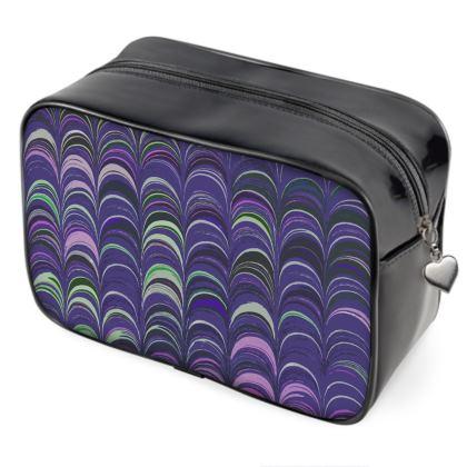 Wash Bags - Around Ex Libris Purple Remix (1800 -1950)