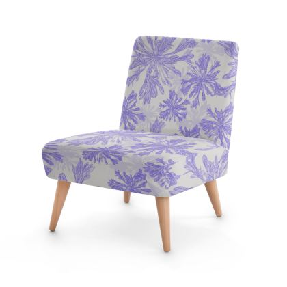 Agapanthus Luxury Collection (Blue Line) - Occasional Chair