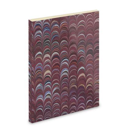 Pocket Note Book - Around Ex Libris Remix (1800 -1950)