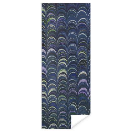 Gift Wrap - Around Ex Libris Blue Remix (1800 -1950)