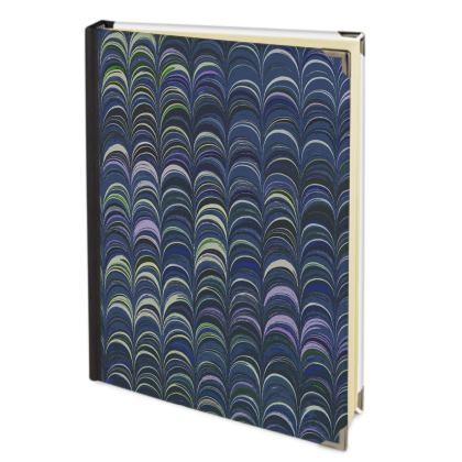 Address Book - Around Ex Libris Blue Remix (1800 -1950)