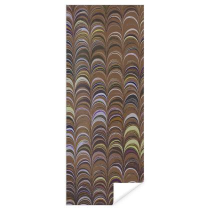 Gift Wrap - Around Ex Libris Brown Remix (1800 -1950)