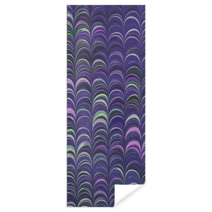 Gift Wrap - Around Ex Libris Purple Remix (1800 -1950)