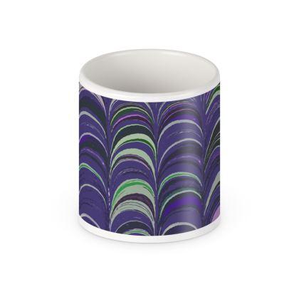 Pen Pot - Around Ex Libris Purple Remix (1800 -1950)