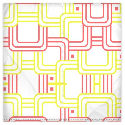 Duvet Covers- Emmeline Anne Red/Yellow Links