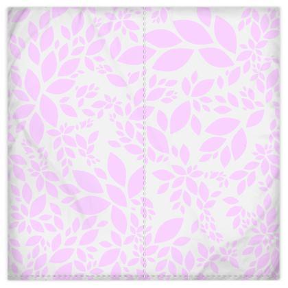 Duvet Covers- Emmeline Anne Pink Leaves