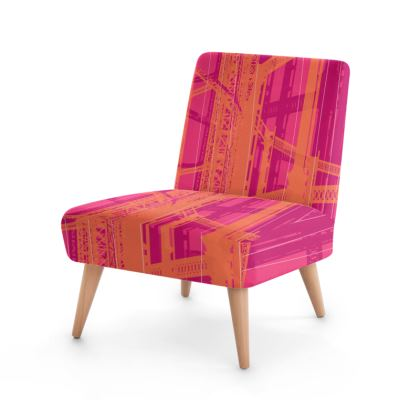 Occasional Chair - PINK