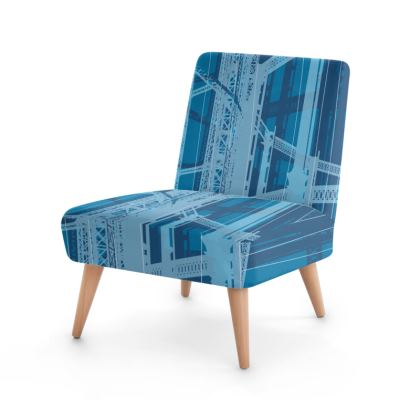 Occasional Chair - BLUE