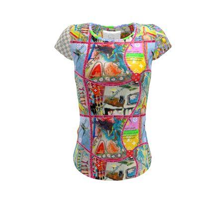 mega designer shirt XS
