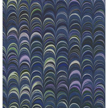 Cup And Saucer - Around Ex Libris Blue Remix (1800 -1950)