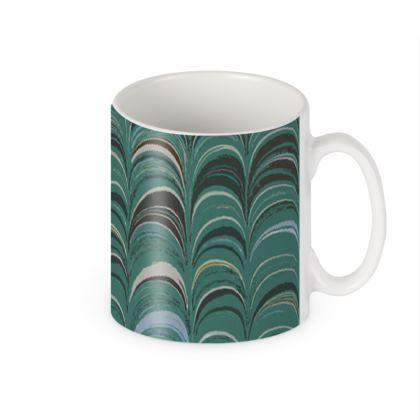Builders Mugs - Around Ex Libris Jade Remix (1800 -1950)