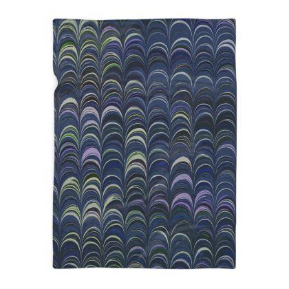 Blanket - Around Ex Libris Blue Remix (1800 -1950)