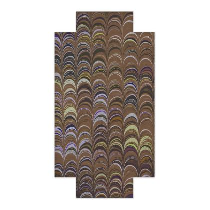 Fitted Sheets - Around Ex Libris Brown Remix (1800 -1950)