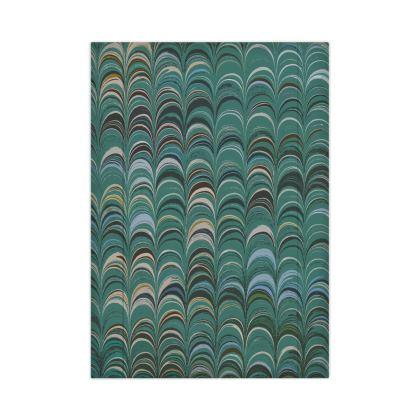 Duvet Covers JAPAN - Around Ex Libris Jade Remix (1800 -1950)