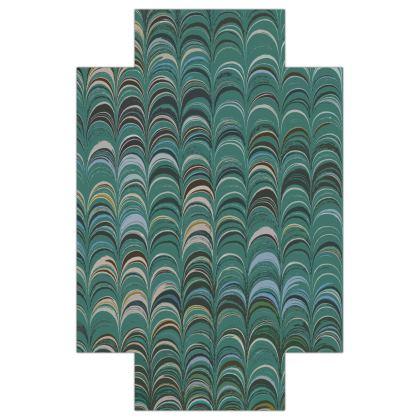 Fitted Sheets USA - Around Ex Libris Jade Remix (1800 -1950)