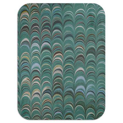 Single Layer Blankets - Around Ex Libris Jade Remix (1800 -1950)