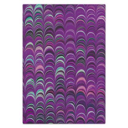 Bed Sheets - Around Ex Libris Pink Remix (1800 -1950)