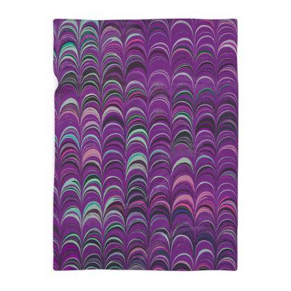 Blanket - Around Ex Libris Pink Remix (1800 -1950)
