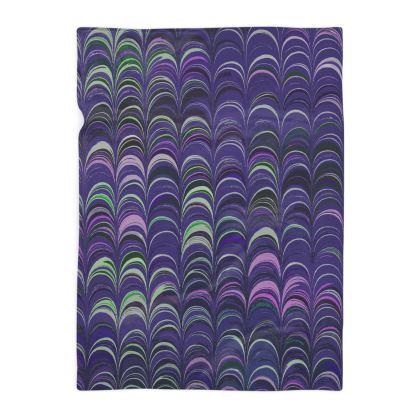 Blanket - Around Ex Libris Purple Remix (1800 -1950)