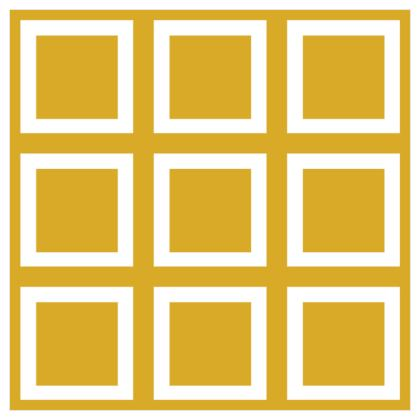 Wallpaper   Holte in Mustard
