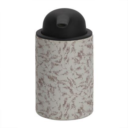 Winter Buddleia Soap Dispenser