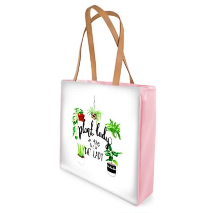 Plant Lady Shopper Bag