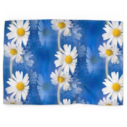 Tea Towels Daisy Chains