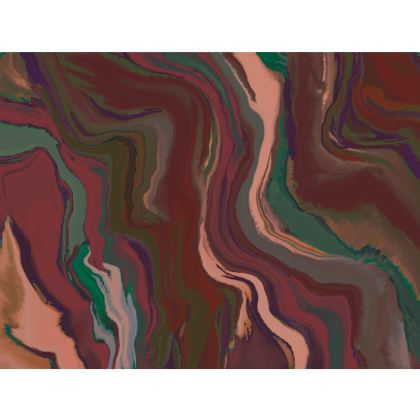 Espadrilles - Colours of Saturn Marble Pattern 1