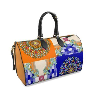 Roads of Barcelona - Blunge - Duffle Bag