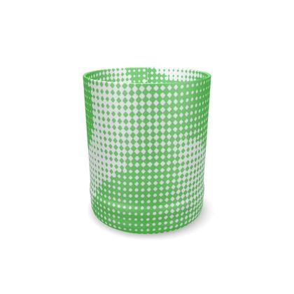 Whisky Glass - Endleaves of Art. Taste. Beauty (1932) Green Remix