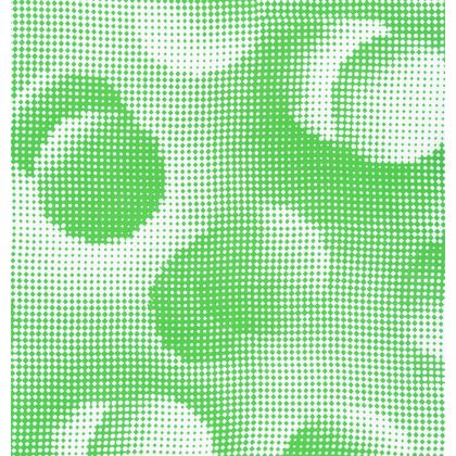 Cup And Saucer - Endleaves of Art. Taste. Beauty (1932) Green Remix