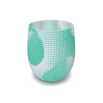 Water Glass - Endleaves of Art. Taste. Beauty (1932) Jade Remix