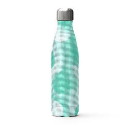 Stainless Steel Thermal Bottle - Endleaves of Art. Taste. Beauty (1932) Jade Remix