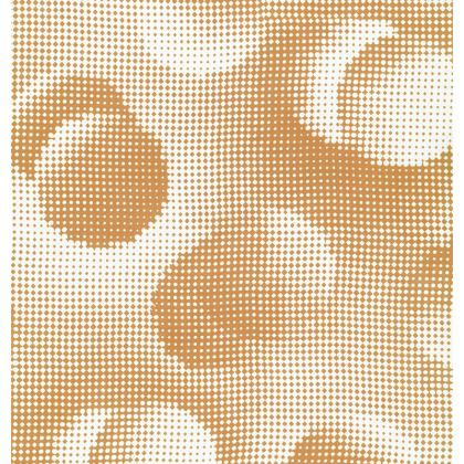 Cup And Saucer - Endleaves of Art. Taste. Beauty (1932) Orange Remix