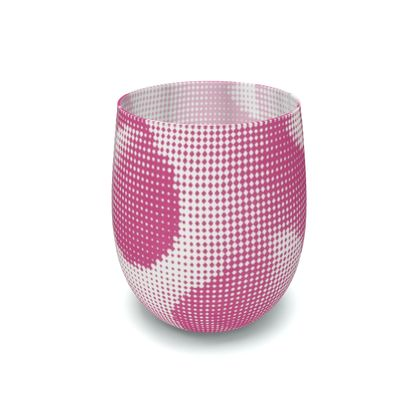 Water Glass - Endleaves of Art. Taste. Beauty (1932) Pink Remix