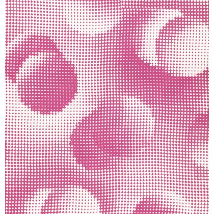 Cup And Saucer - Endleaves of Art. Taste. Beauty (1932) Pink Remix