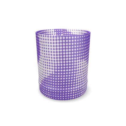 Whisky Glass - Endleaves of Art. Taste. Beauty (1932) Purple Remix