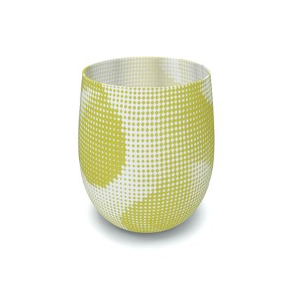 Water Glass - Endleaves of Art. Taste. Beauty (1932) Yellow Remix