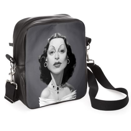 Hedy Lamarr Shoulder Bag