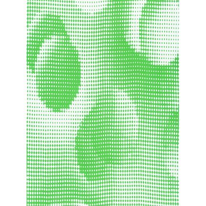 Large Tray - Endleaves of Art. Taste. Beauty (1932) Green Remix