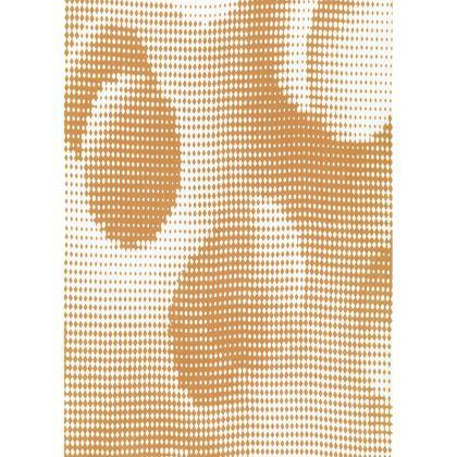 Small Tray - Endleaves of Art. Taste. Beauty (1932) Orange Remix