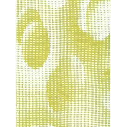 Large Tray - Endleaves of Art. Taste. Beauty (1932) Yellow Remix