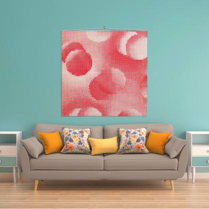 Wall Hanging - Endleaves of Art. Taste. Beauty (1932) Remix